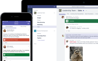 Microsoft Teams: Private channels