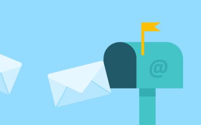 Eén centrale e-mailhandtekening
