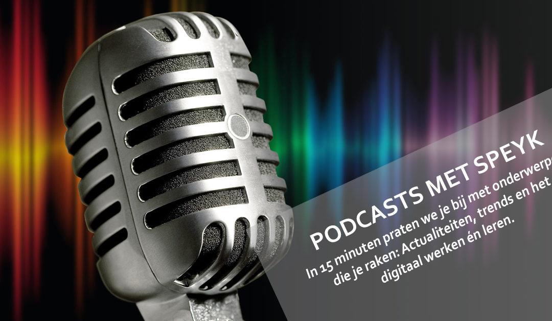 Podcast #3 | Vijf favoriete Microsoft 365 apps