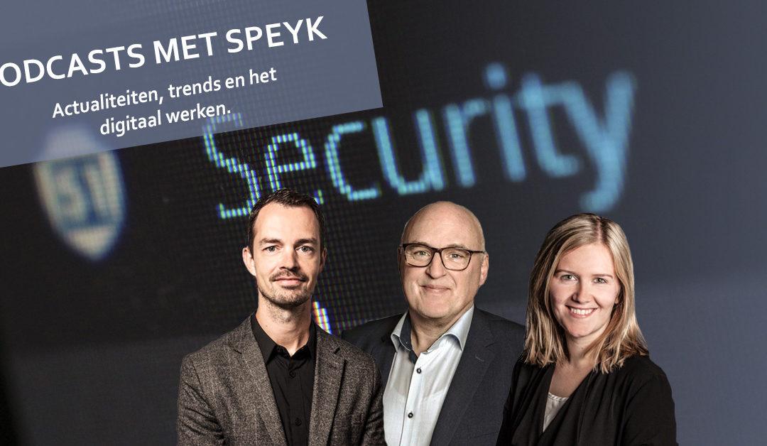 Podcast #6 | Security in het bedrijfsleven
